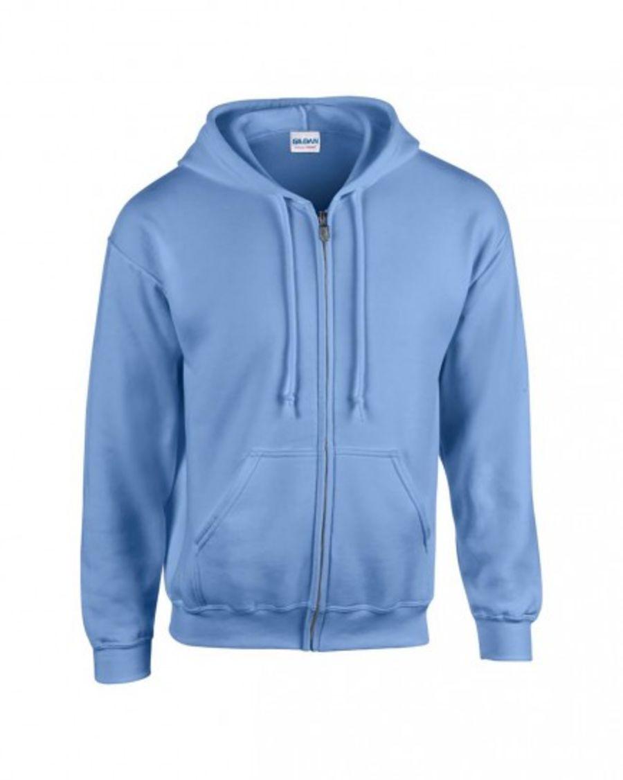 Gildan Heavy Blend Zip Hooded Sweatshirt