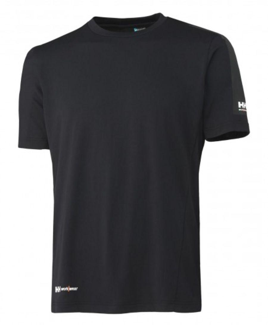 Helly Hansen Odense T-Shirt Orange/Black