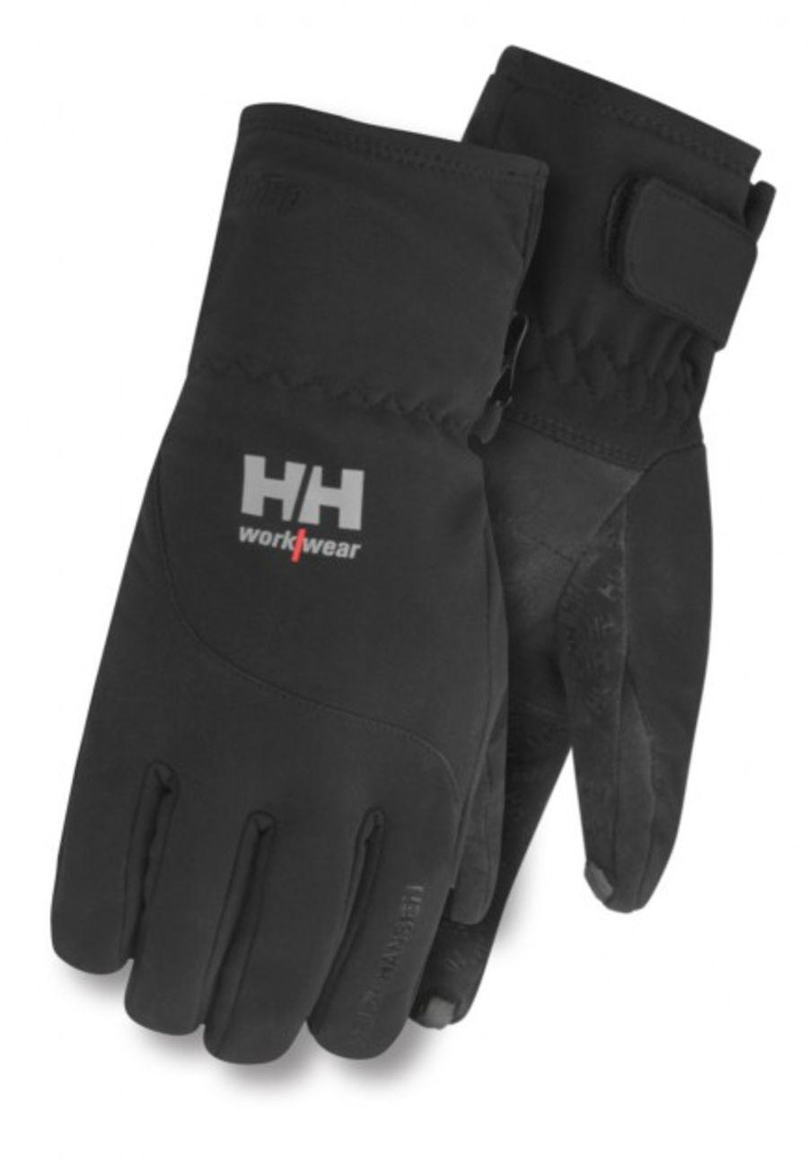 Helly Hansen Albertville Softshell Glove 5F Black 10
