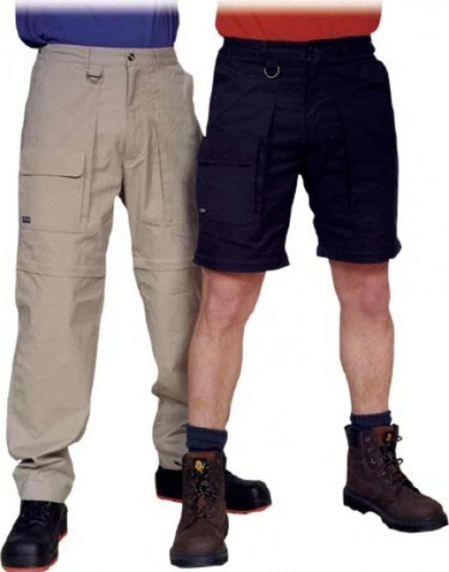 Regatta Professional Zip Off Trousers