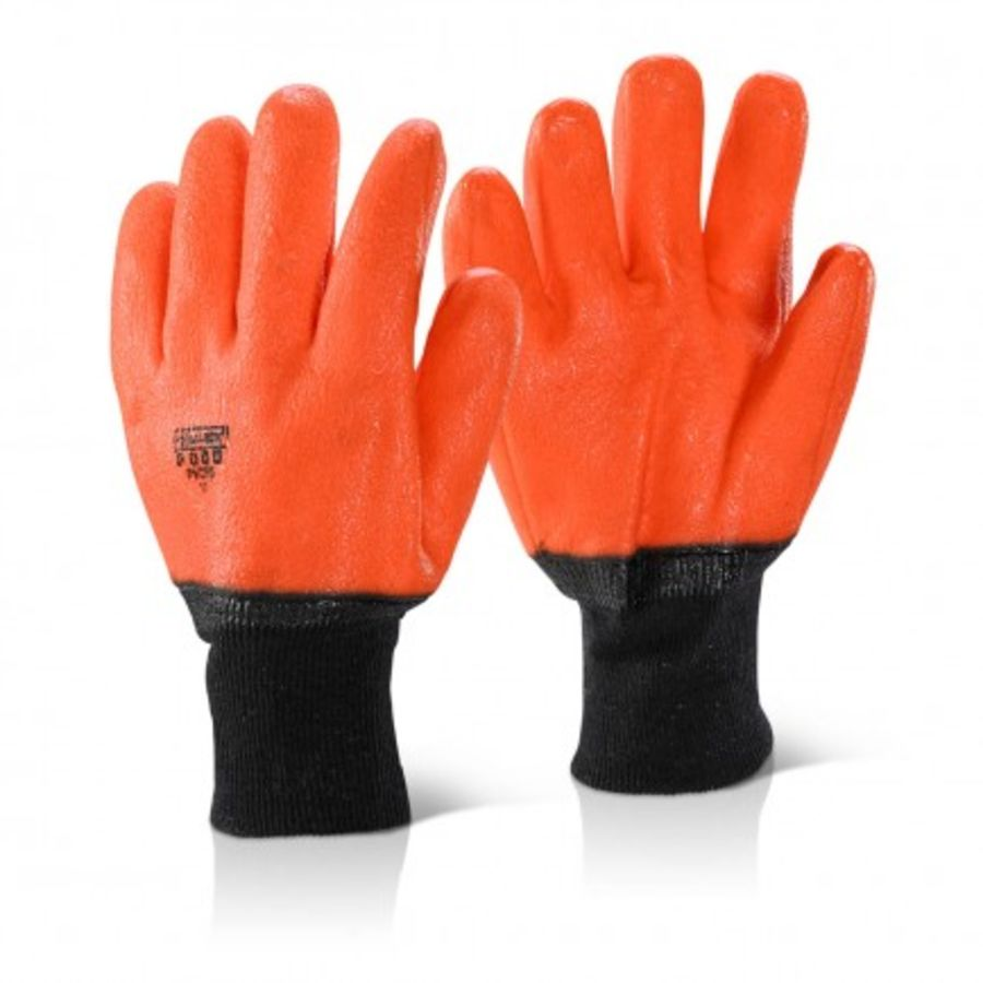 PVC Freezer Glove
