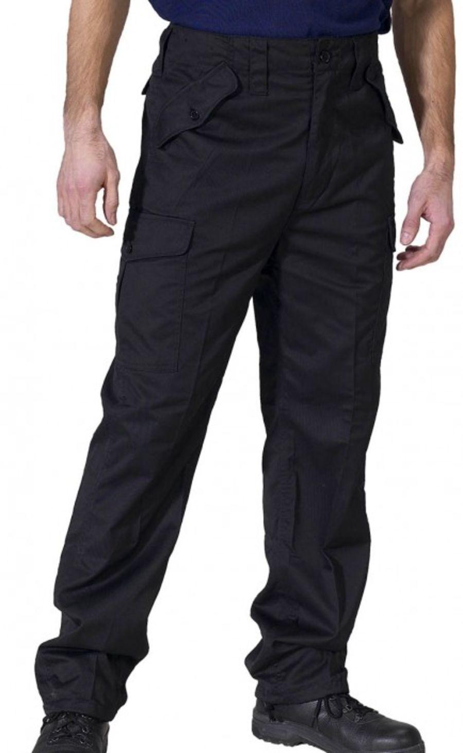 Click PolyCotton Combat Trousers