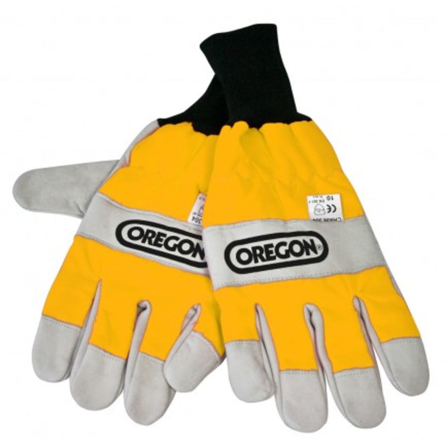 Oregon Protective Chainsaw Glove (Both Hand Protection)