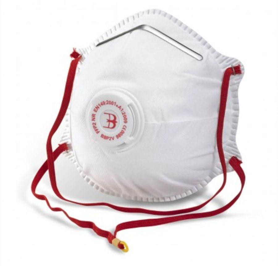 P2 Valved Respirator
