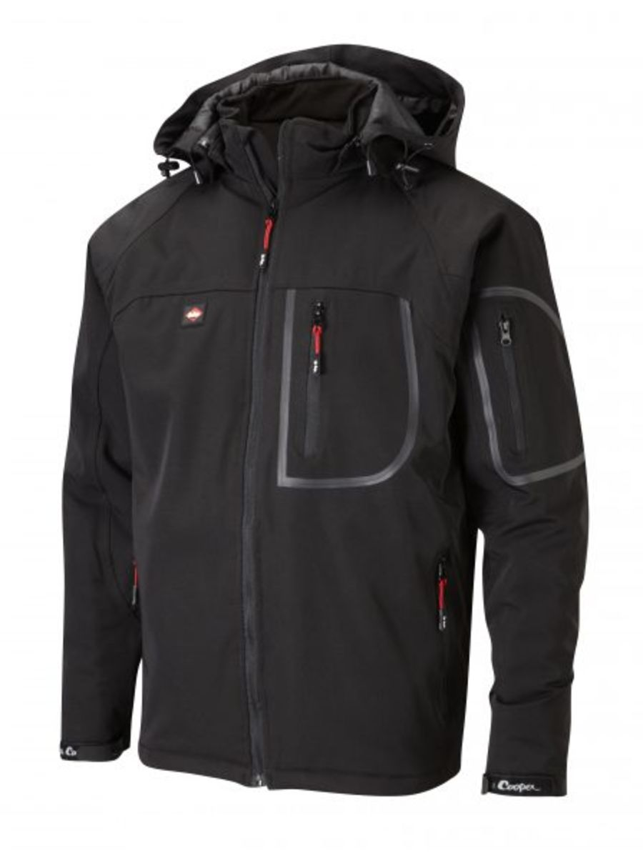 Lee Cooper Waterproof Softshell Jacket
