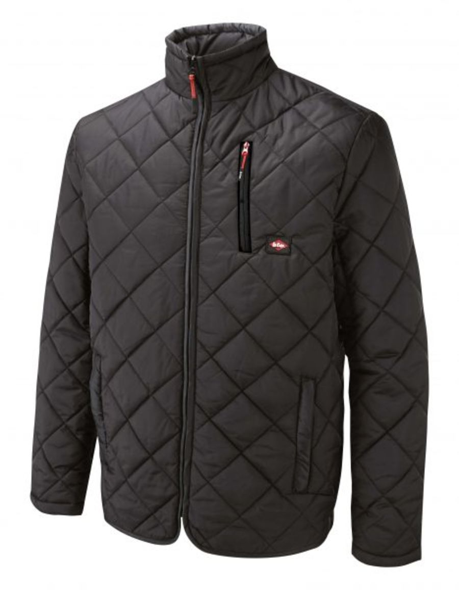 Lee Cooper Quilted Jacket