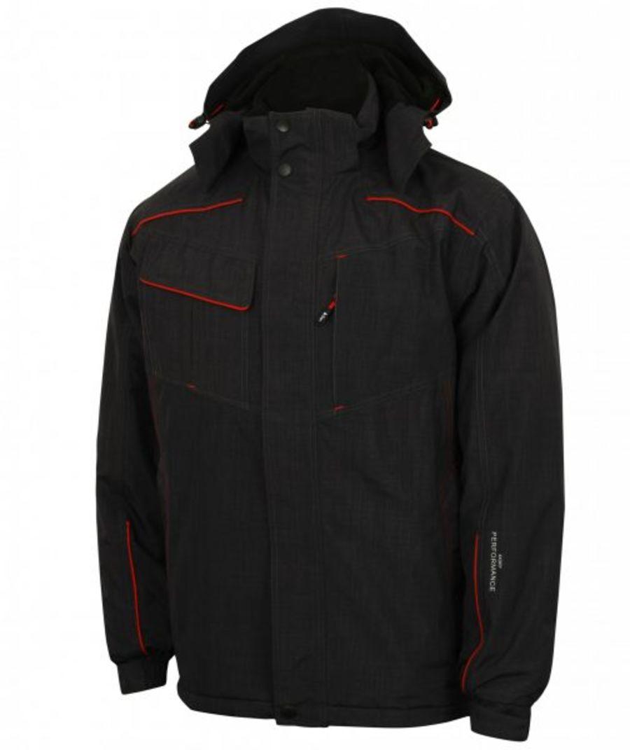 Lee Cooper Padded Jacket - Black