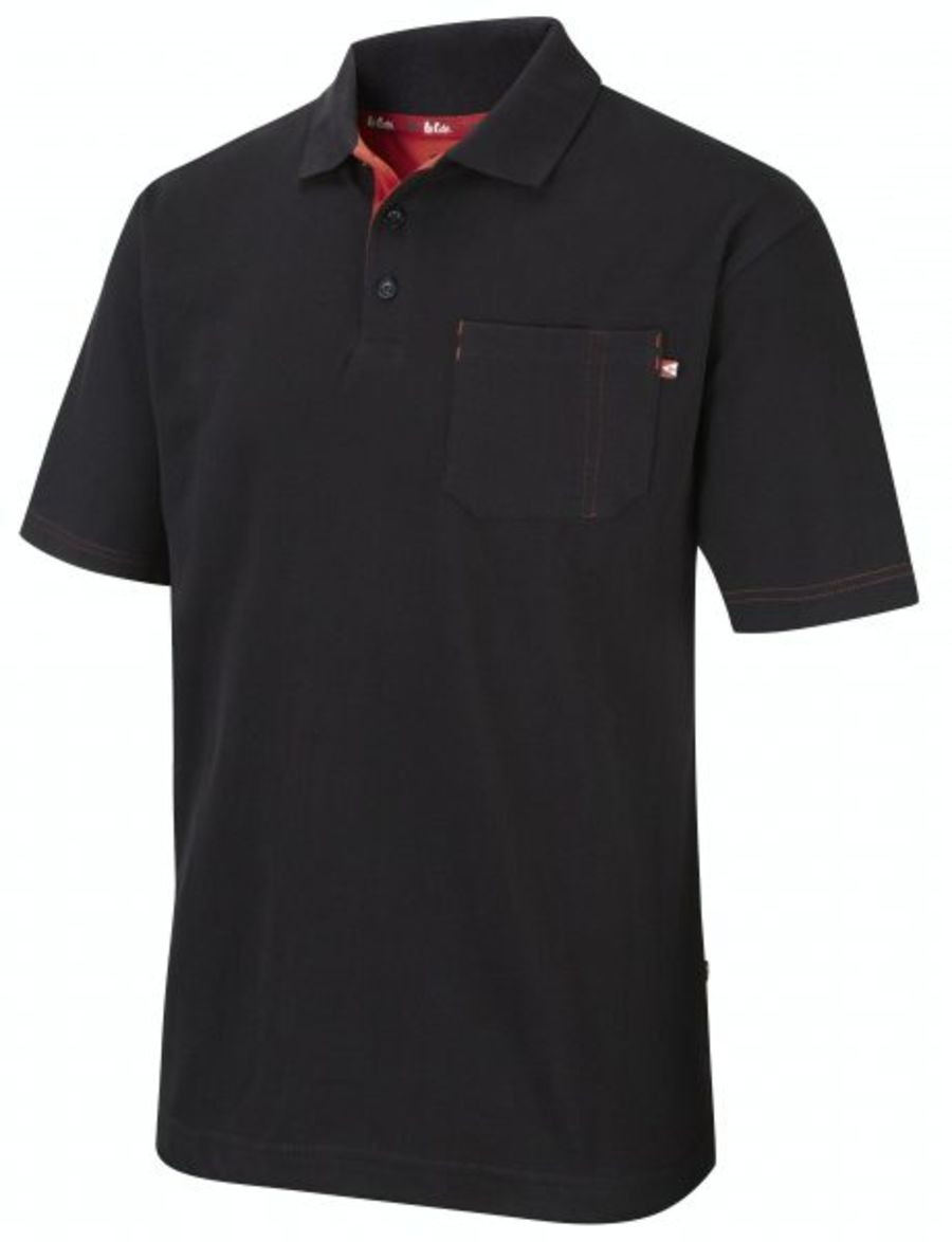 Lee Cooper Pique Polo Shirt