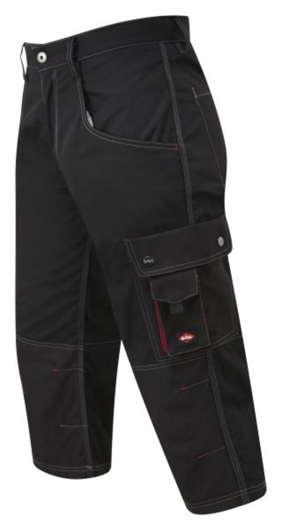Lee Cooper 3/4 Length Cargo Shorts