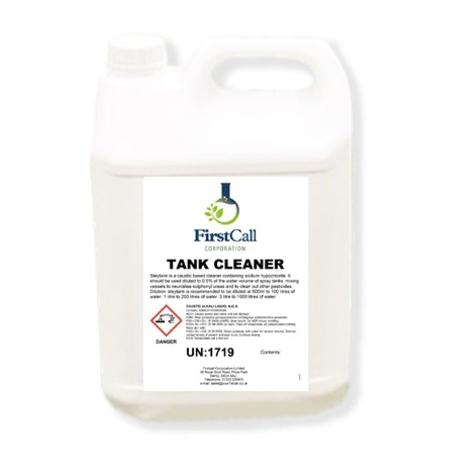 Firstcall Tank Cleaner