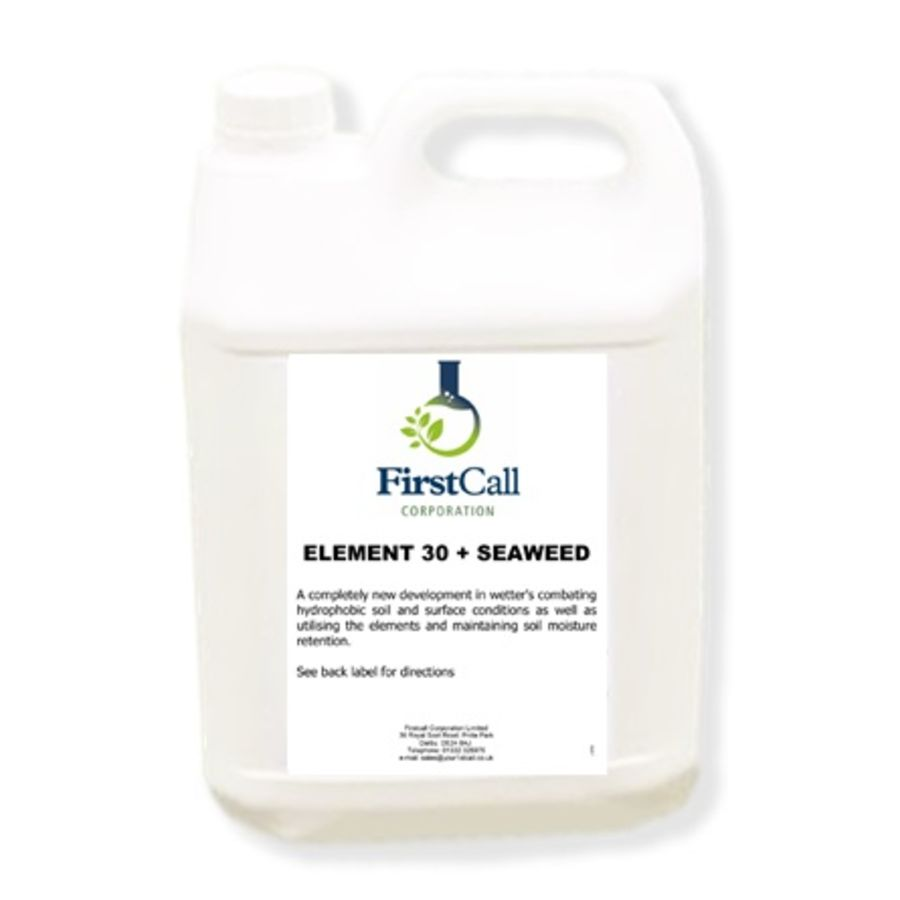Element 30 + Seaweed Wetting Agent