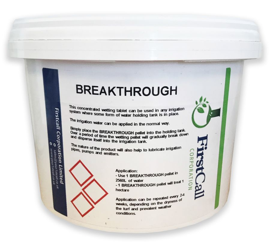 Breakthrough Mega Pellet