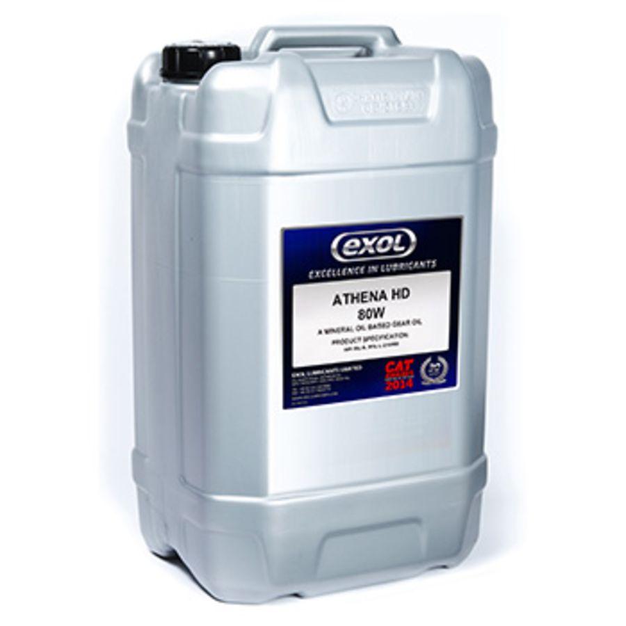 Exol Athena HD Gear Oil 80w/90
