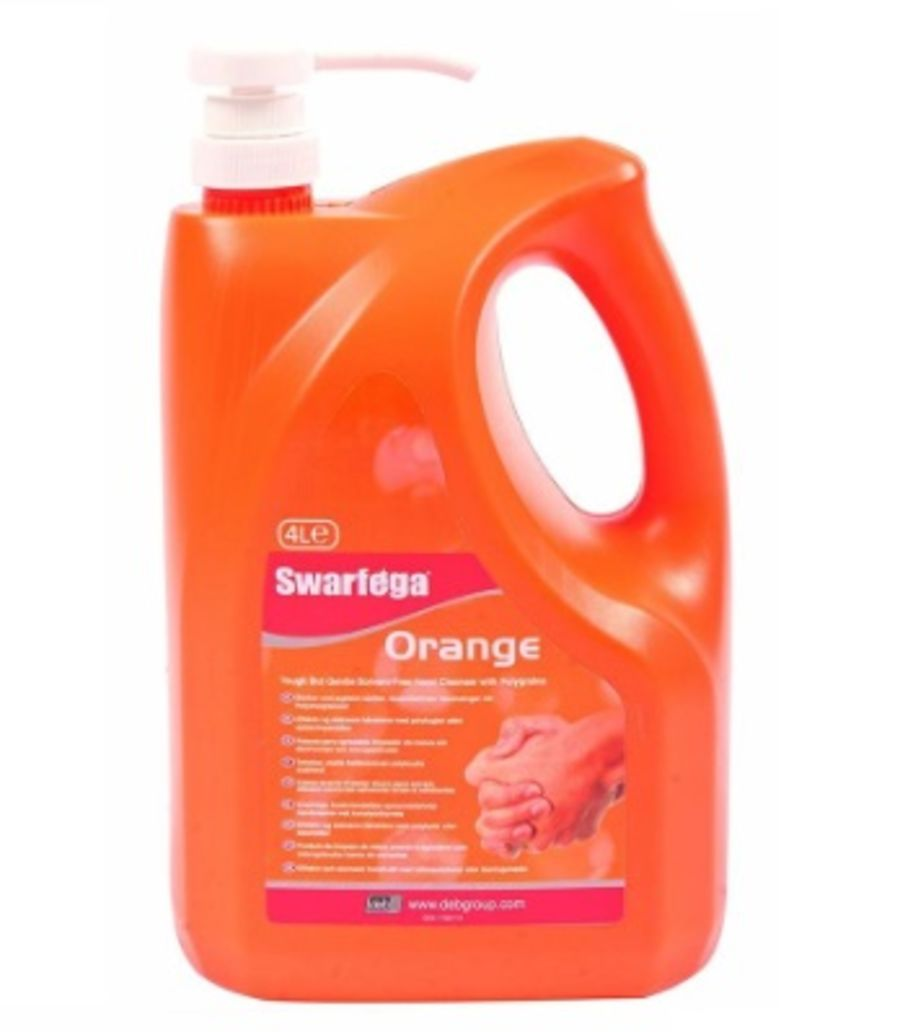 Swarfega Orange Hand Gel