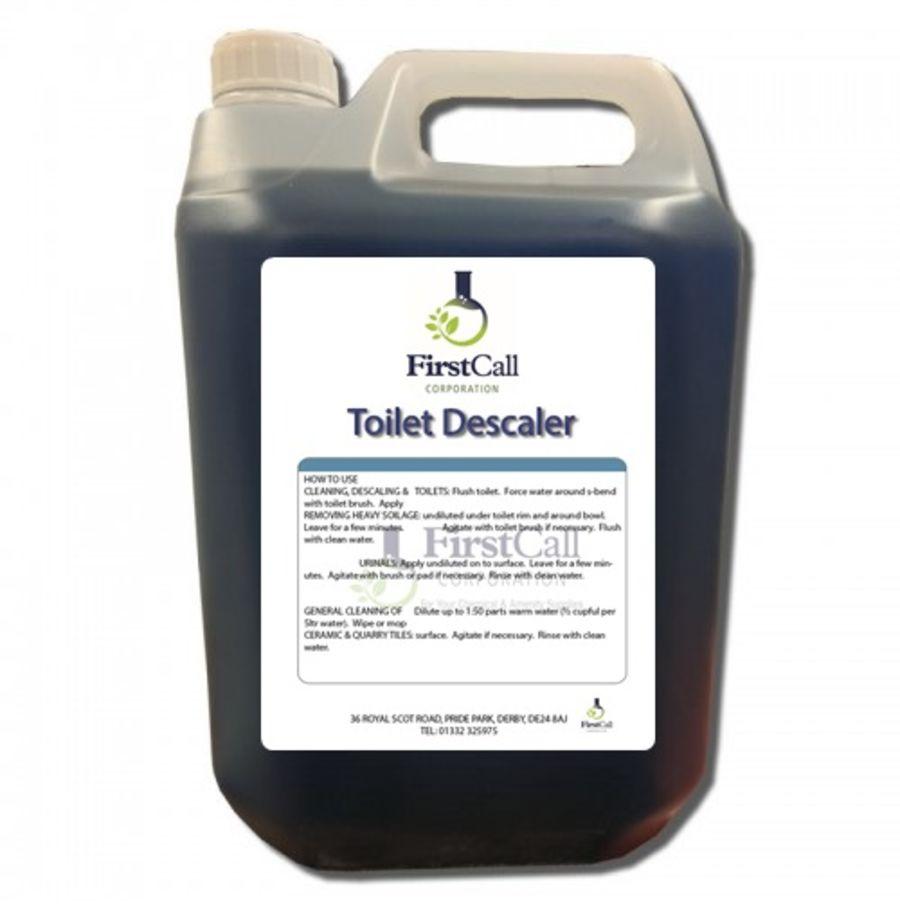 Toilet Descaler