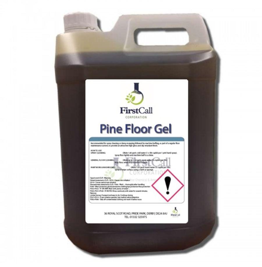 Pine Floor Gel