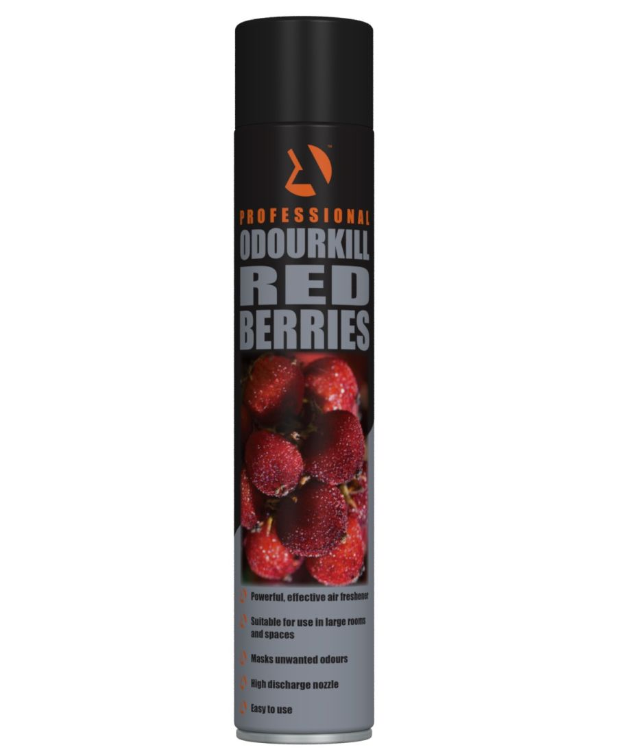 Odourkill High Discharge - Red Berries