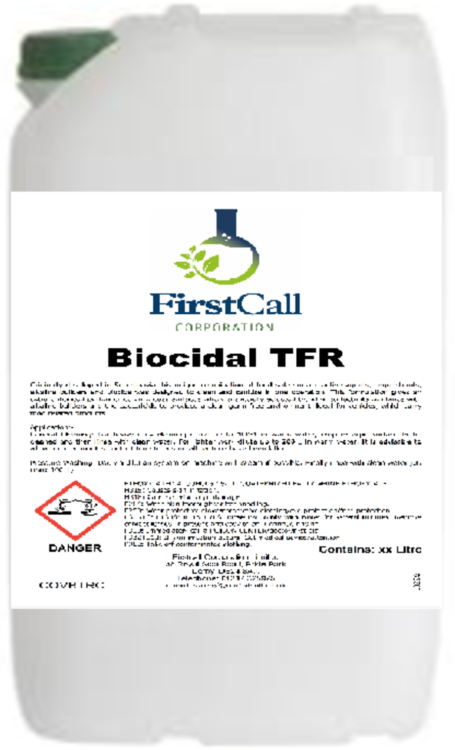 Biocidal TFR Concentrate