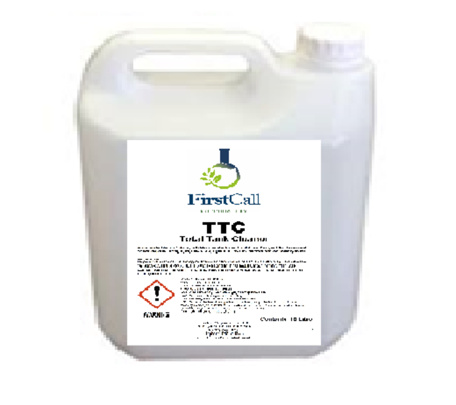 Firstcall Total Tank Cleaner