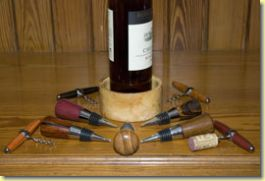Bottle openers, stoppers and accessories as a gift