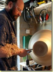 Wood Turning by Paul Williams