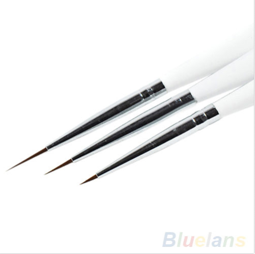 3Pcs Practical Painting Drawing Brush Tool Set