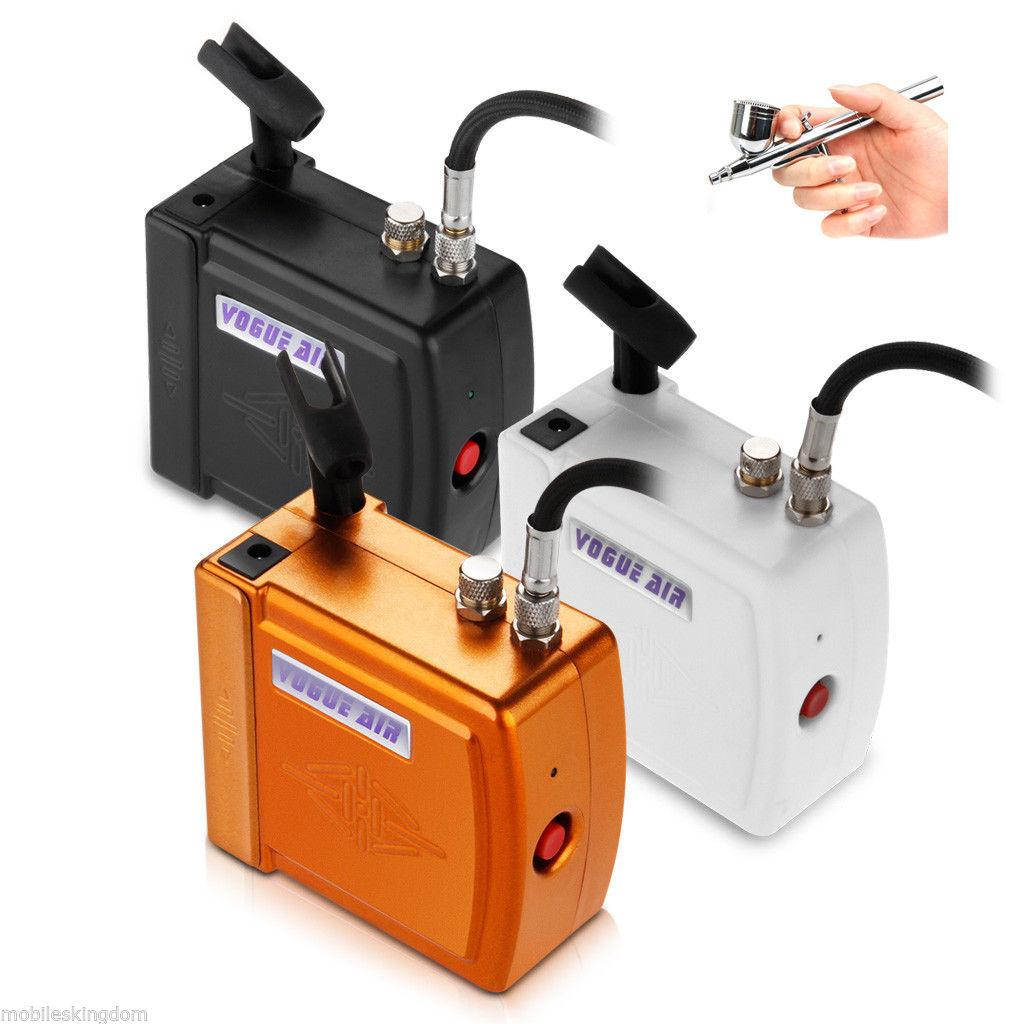 Spray gun with hose, gun & compressor