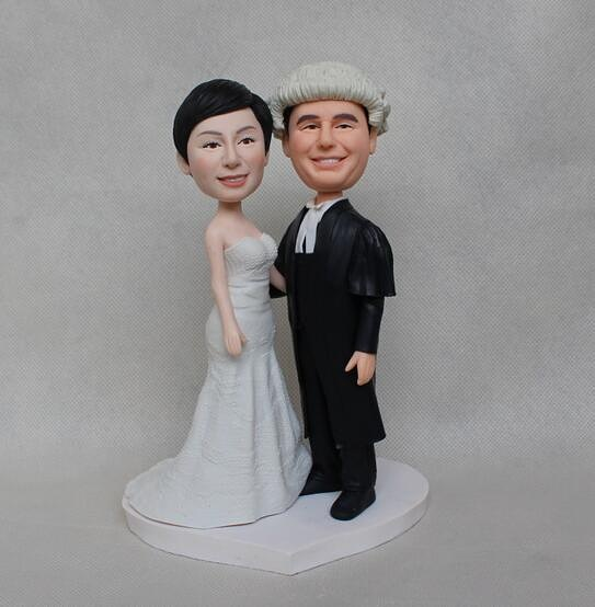 Max Wedding cake toppers personalized