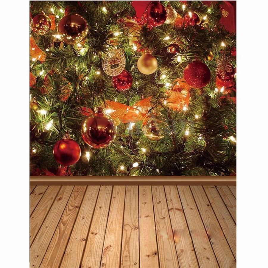 3x5ft Christmas Tree backdrop