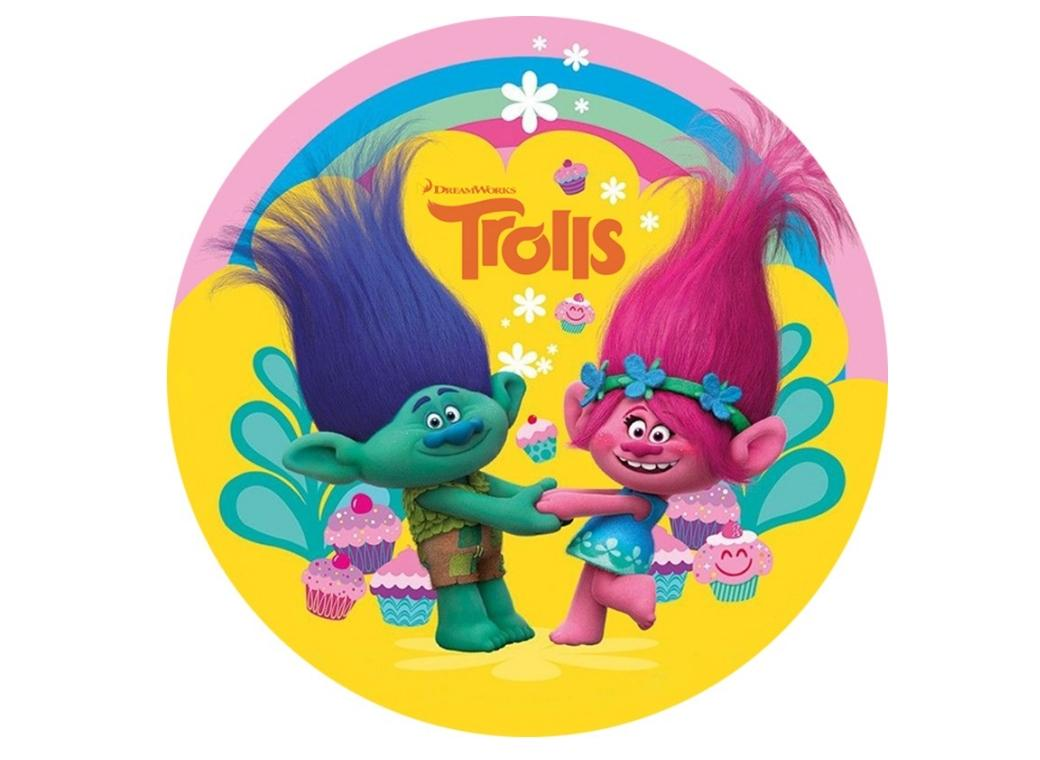 Trolls Poppy & branch cake topper