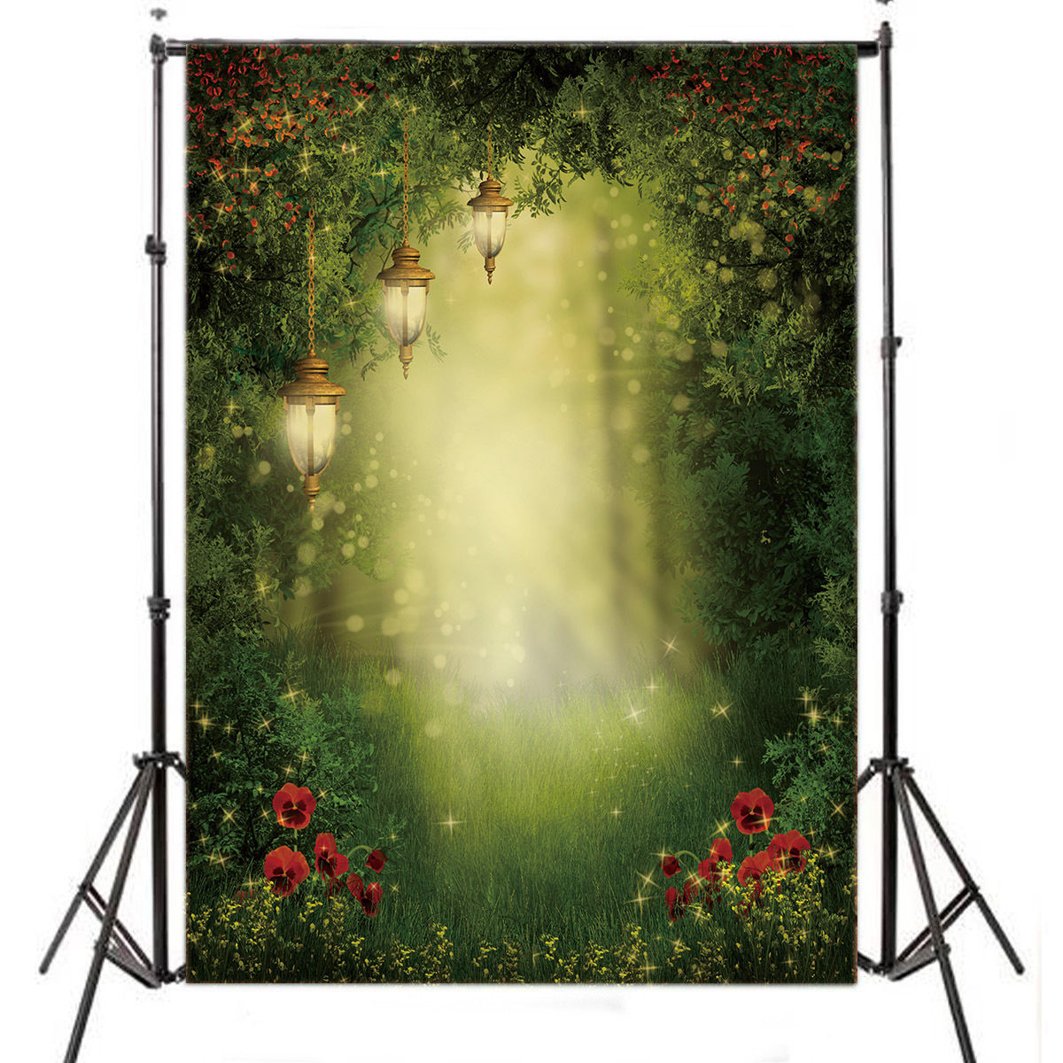3X5FT Fairy Tale Vinyl Backdrop