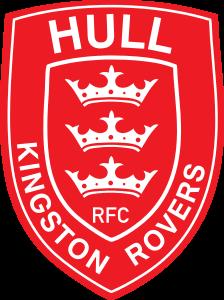 Hull Kingston rovers logo icing sheet or sugar sheet