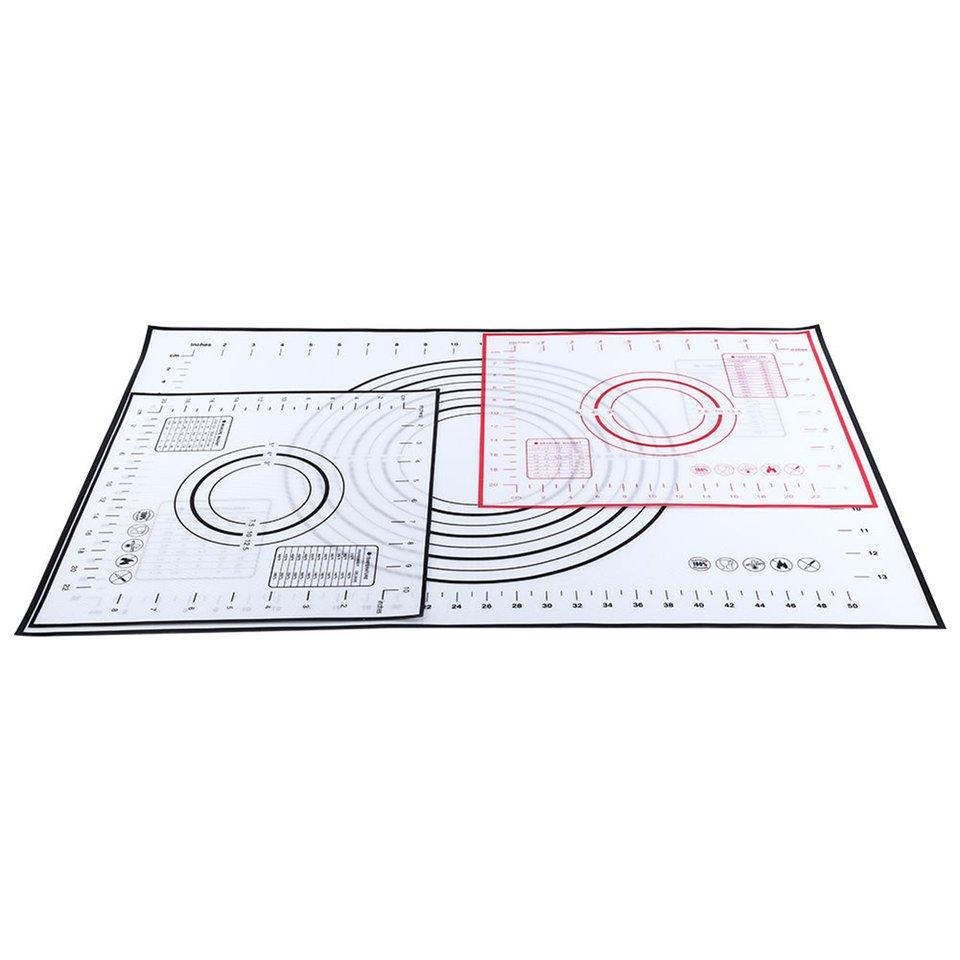 Non-Stick Silicone Baking Mat cutting mat, none cut