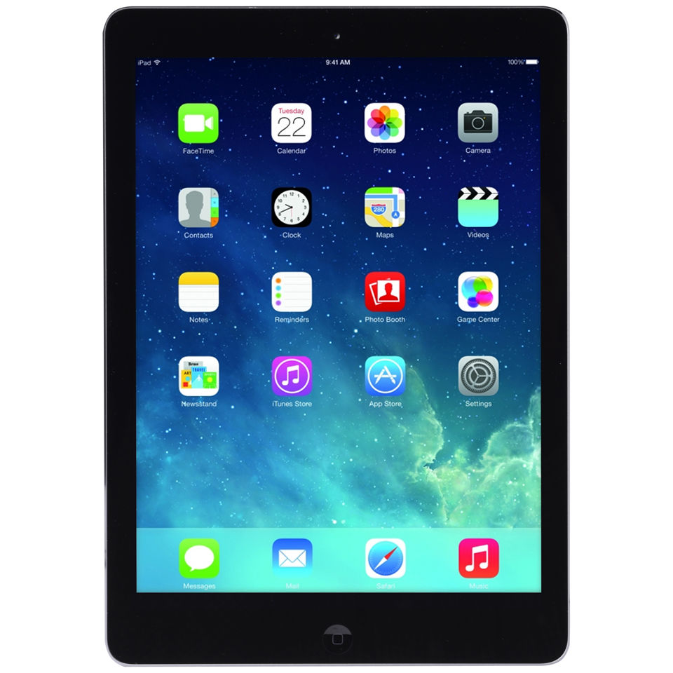 ipad home screen icing or wafer paper sheet