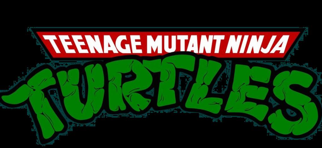 Ninja Turtles logo icing sheet or sugar sheet