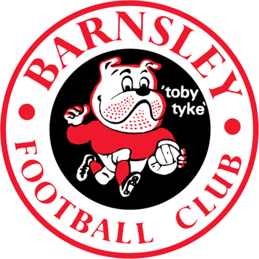 Toby Tyke barnsley football icing sheet or sugar sheet