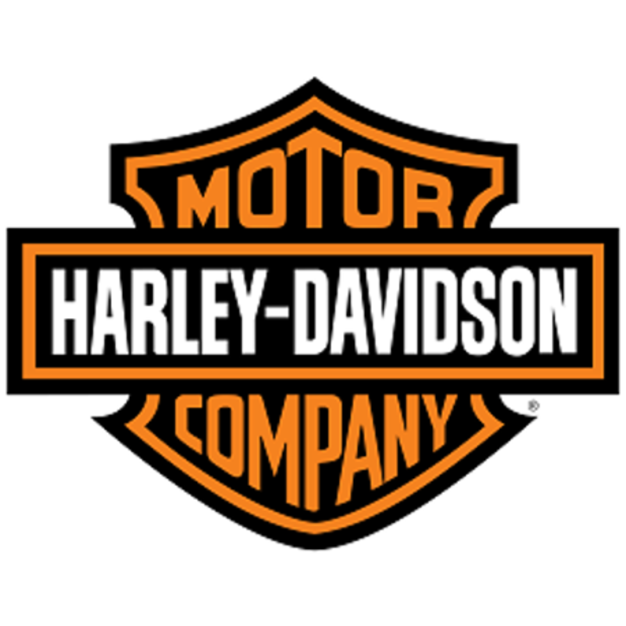 harley davidson badge icing sheet or sugar sheet