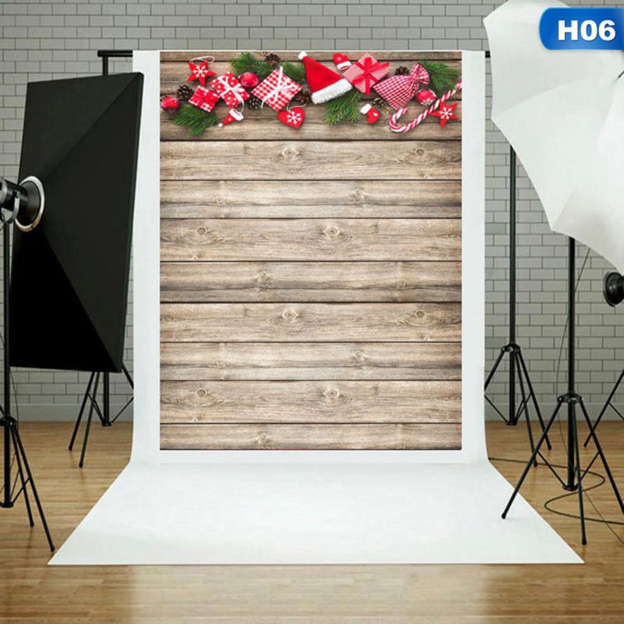 Christmas Studio Backdrop Photography