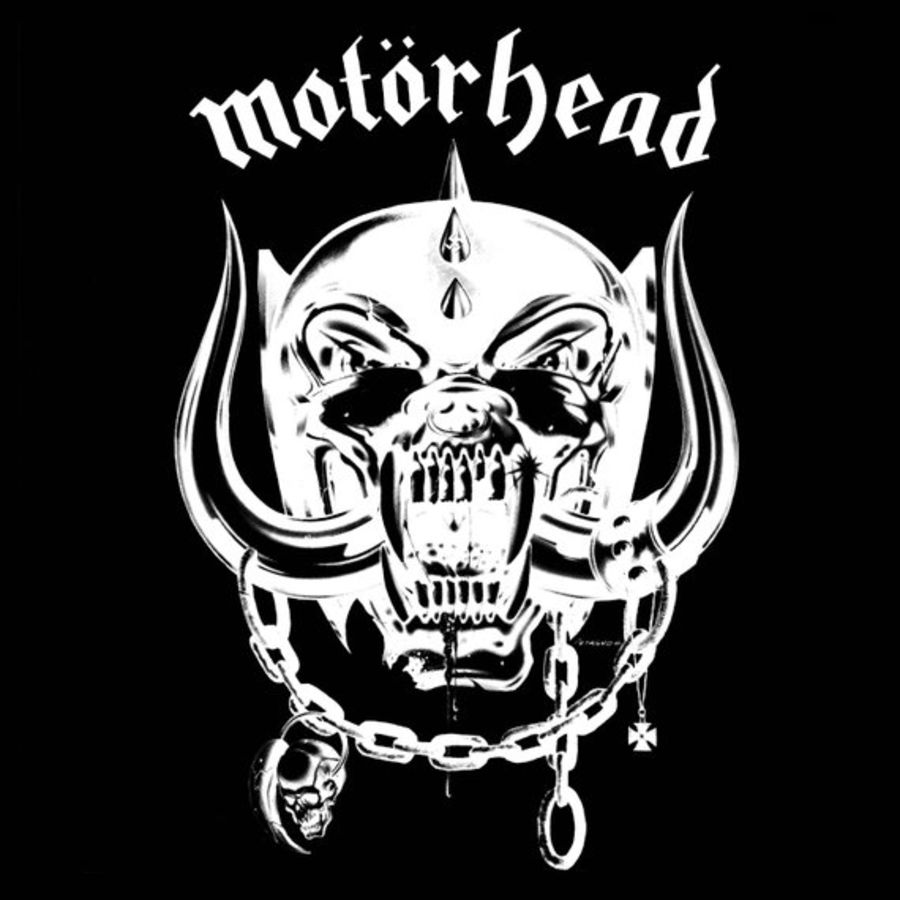 Motorhead Cake topper icing or wafer sheet