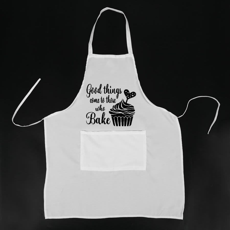 Good things come to those who bake Pinny, Apron, Pinafore