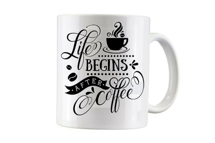 Bespoke Life begins with coffee cup