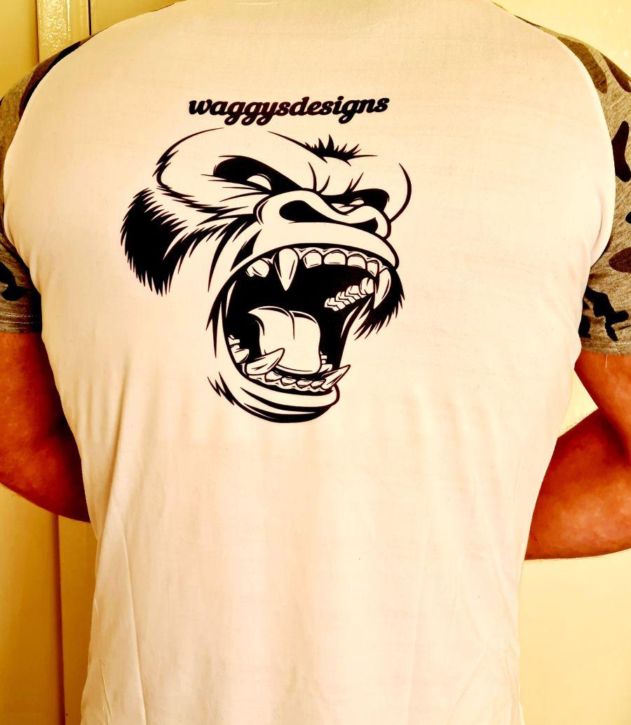 Mens or ladies design your own vest top, logo or wording
