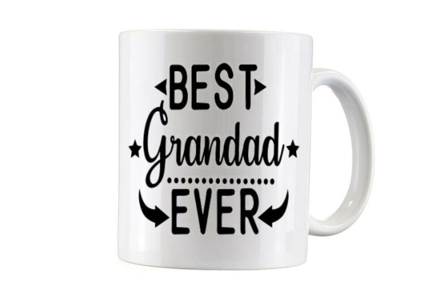 Best grandad ever cup