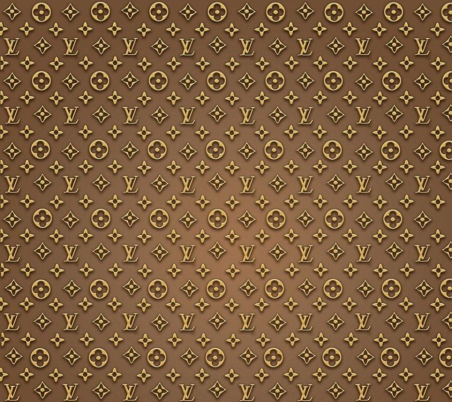 Louis Vuitton stand out effect printed sheet for bags and cake covering