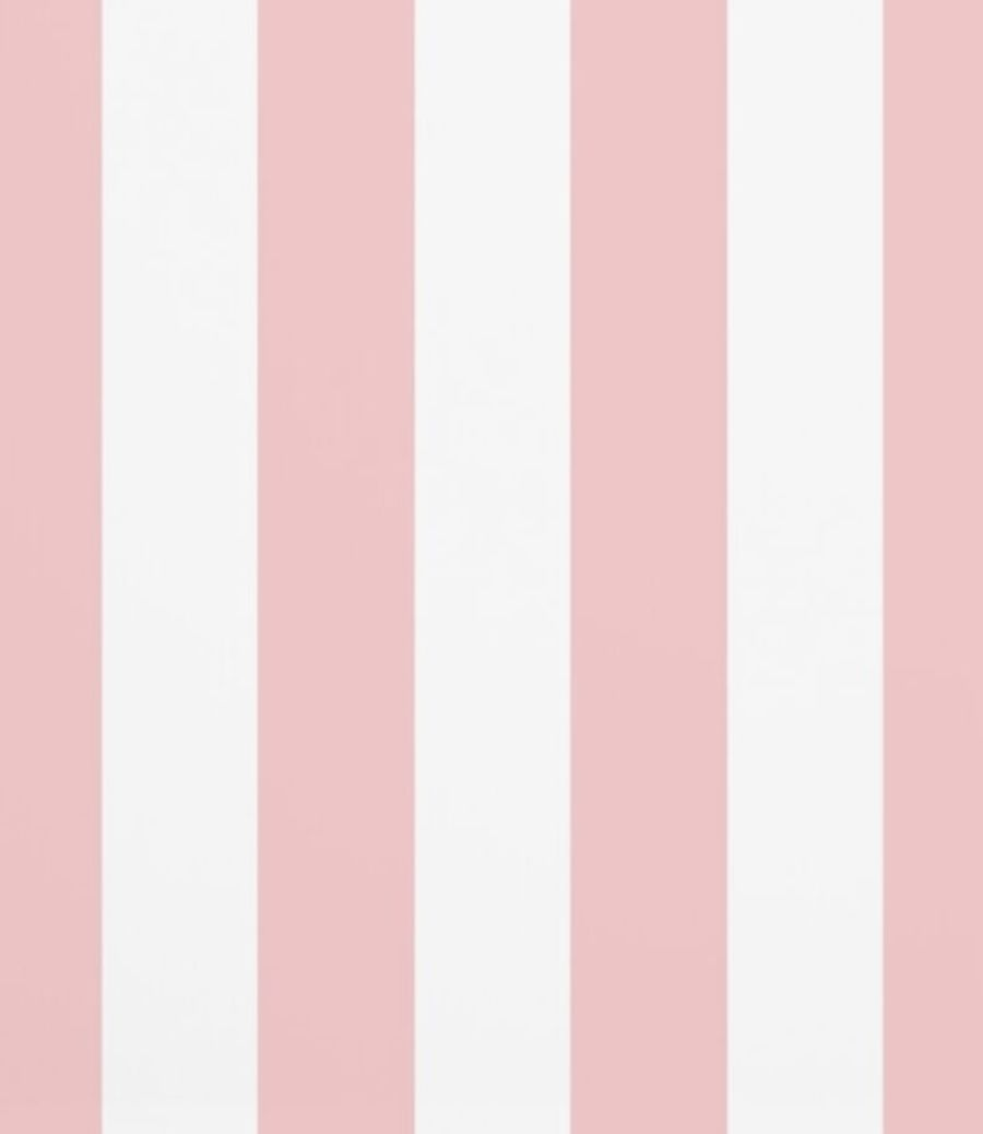 Pink Lined Printed wafer or Icing Sheet