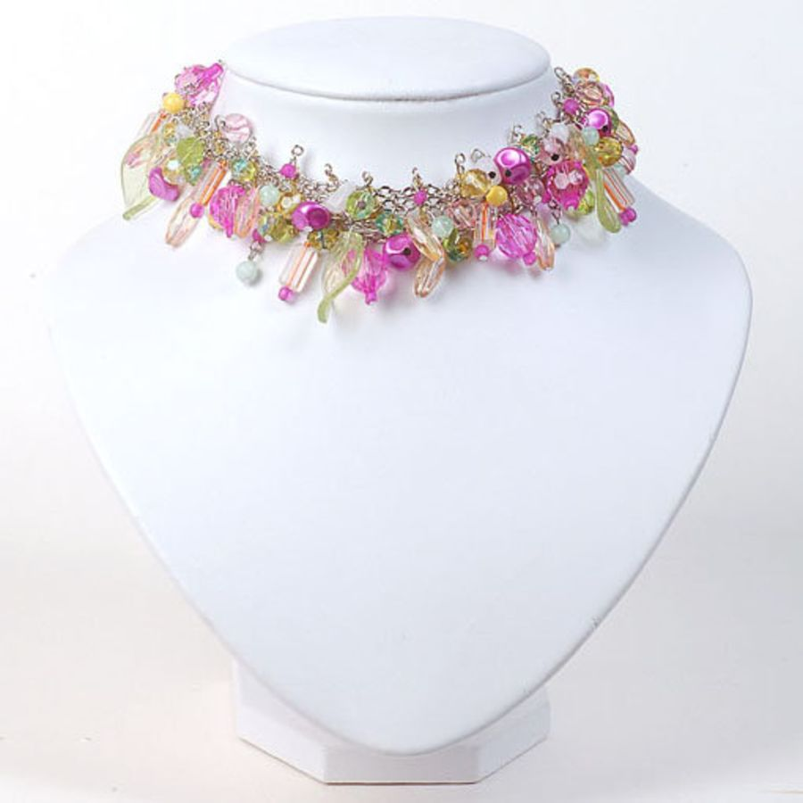 Spring Summer Nature Choker