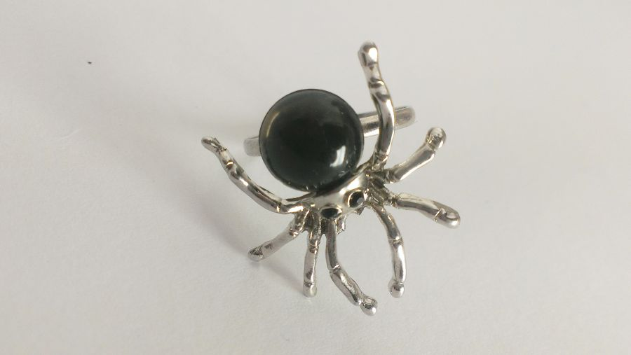 Spider Ring adjustable