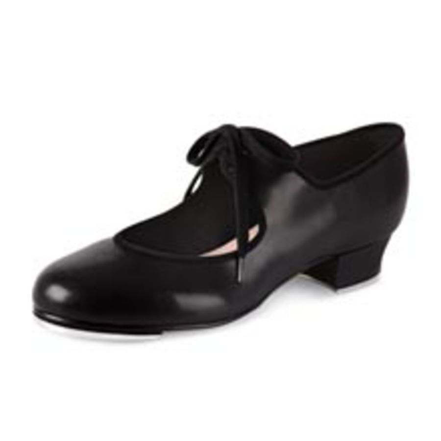 Bloch SO330 Timestep Black & White PU Low Heel tap shoes