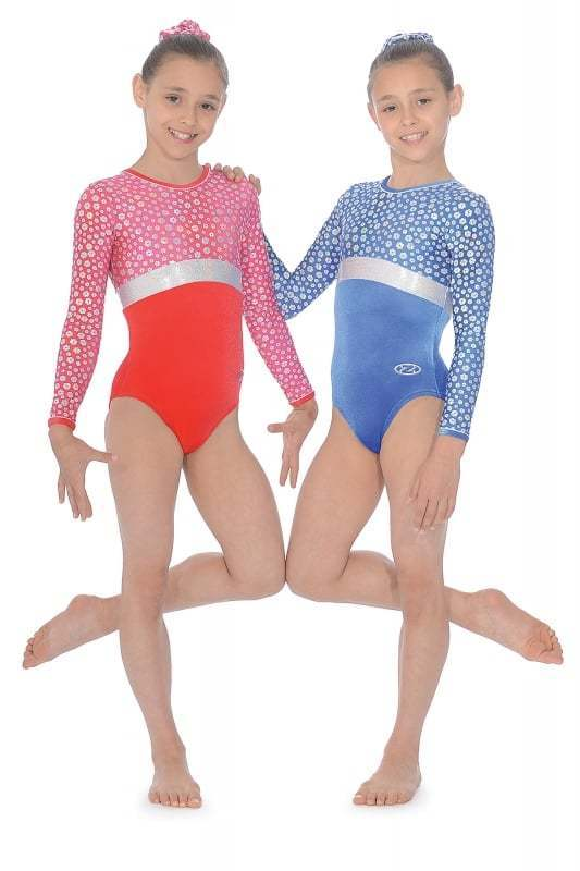 Roch Valley - Zone Poppy Gymnastic Leotard