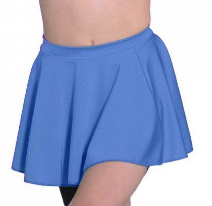 Roch Valley LCSS Lycra Circular Skirt Black, Pink, Royal Blue, Lilac